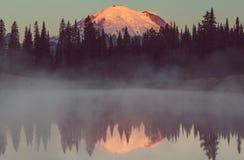 Mt ненастно стоковое изображение rf
