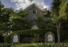 Mt Фронт пресвитерианской церков Horeb стоковое изображение rf