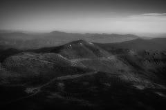 Mt Шоссе Mt Стоковая Фотография RF