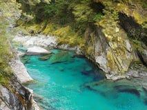 Mt 令人想往的国家公园,新西兰 免版税库存图片