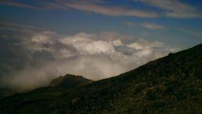 Mt 从其他边的阿勒山 股票录像