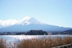 Mt 富士 免版税库存照片