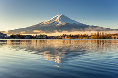 Mt 富士 库存图片