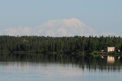 Mt.麦金莱 库存照片