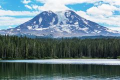 Mt Adams Stockbilder