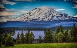 Mt Adams imagen de archivo