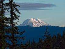 Mt adams imagen de archivo libre de regalías