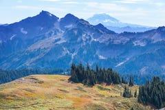 Mt Adams. Mt. Adams in Washington State, USA stock photo