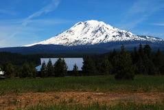 Mt. Adams Royalty Free Stock Photos