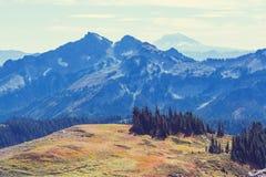 Mt.Adams Royalty Free Stock Photos