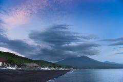 Mt. Agung, Bali, Indonesia Royalty Free Stock Photos