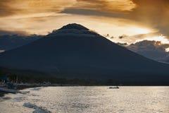 Mt Agung, Bali, Indonezja Obraz Royalty Free
