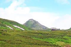 Mt.Akadake, Daisetsuzan National Park Stock Images