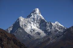 Mt Ama Dablam Zdjęcie Stock