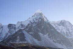 Mt Ama Dablam Fotografia Stock