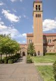 Mt Angel Abbey und Boden Oregon Lizenzfreie Stockfotos