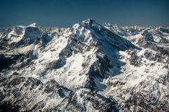 Mt Antelao e Mt Pelmo Fotos de Stock