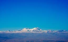 Mt. Aragats in Armenia Royalty Free Stock Photos