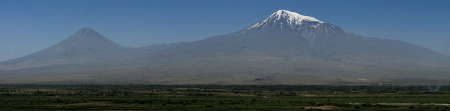 Mt. Ararat Royalty Free Stock Image