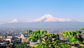 Mt. Ararat. Stock Photography