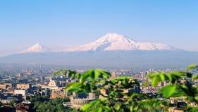 Mt. Ararat. Stockfotografie