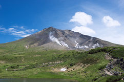 Mt.Asahidake Stock Photography