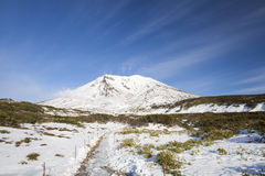 Mt Asahidake Stock Photography