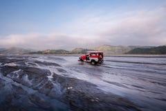 Mt Aventure de Pinatubo Photo libre de droits