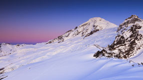 Mt. Baker Royalty Free Stock Images