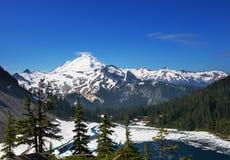Mt.Baker Royalty Free Stock Photo
