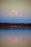 Mt Baker And Birch Bay Stock Images