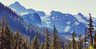 Mt Baker Area Stock Photo