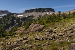 Mt. Baker National Forest Stock Image