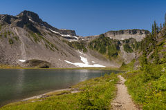 Mt. Baker National Forest Stock Photography