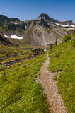 Mt. Baker National Forest Royalty Free Stock Image