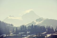 Mt Baker Area Stock Photography