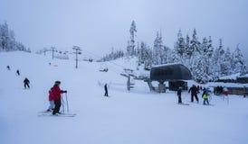 Mt Baker Ski Area Royalty Free Stock Photography