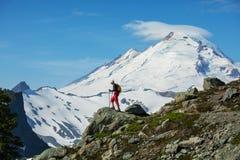 Mt.Baker Stock Photo