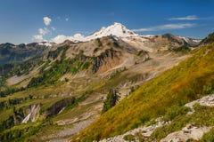 Mt. Baker, Washington. Royalty Free Stock Photo