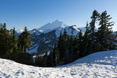 Mt Baker Royalty Free Stock Images