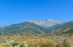 Mt Baldy California stock images