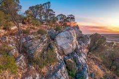 Mt Barker Summit Photographie stock libre de droits