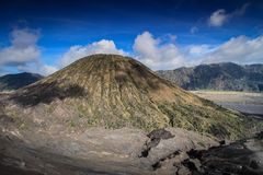 Mt Batok Fotos de Stock