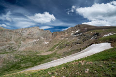 Mt. Bierstadt Royalty Free Stock Images