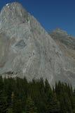 Mt Birdwood, deformati zeigend Lizenzfreie Stockfotos