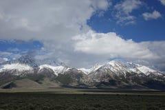 MT Borah - Idaho stock fotografie