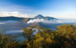 Mt Bromo Fotos de Stock
