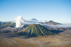Mt Bromo стоковые фотографии rf