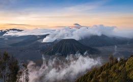 Mt Bromo Fotografia Stock