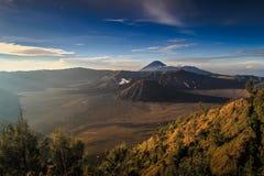 Mt Bromo zdjęcie stock